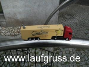 Geocaching in Berlin - mein erster Cach