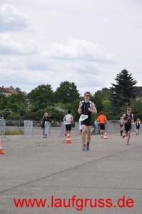 Berlin Ironman Laufstrecke