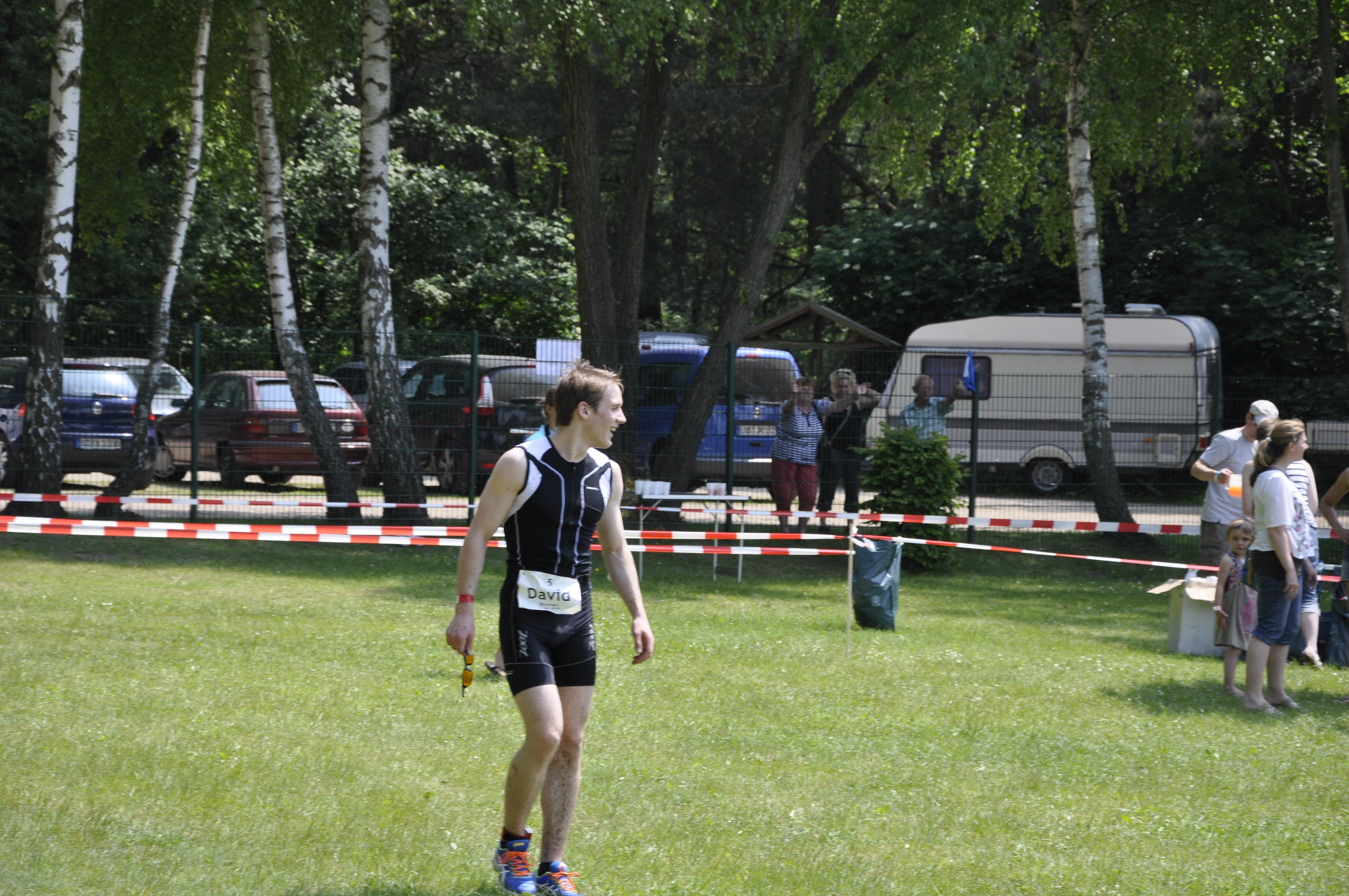 Schorfheide Triathlon 2013 - gerne wieder!