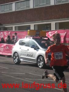 Marathon unter drei Stunden laufen