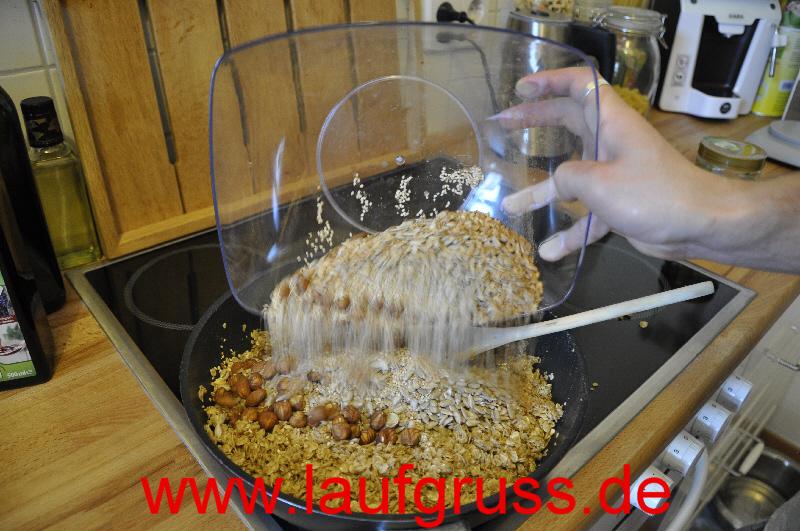 Nüsse - ein Eiweißspender