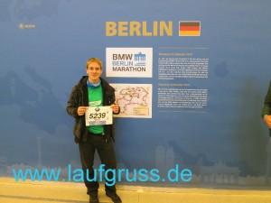 Marathon Messe Berlin Vital
