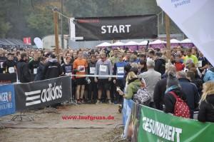Start mit Rammstein bei der Cross Challenge