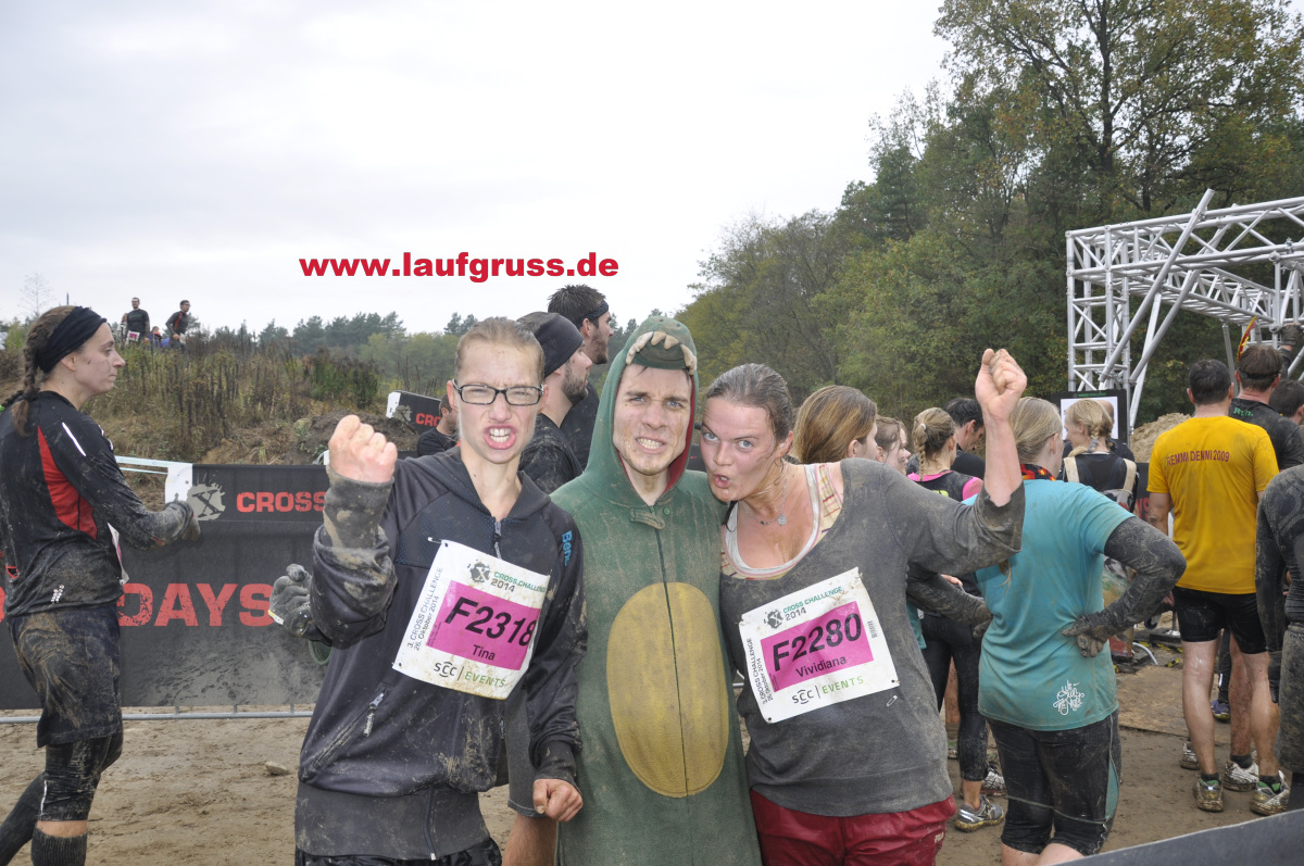 Cross Challenge bestes Team